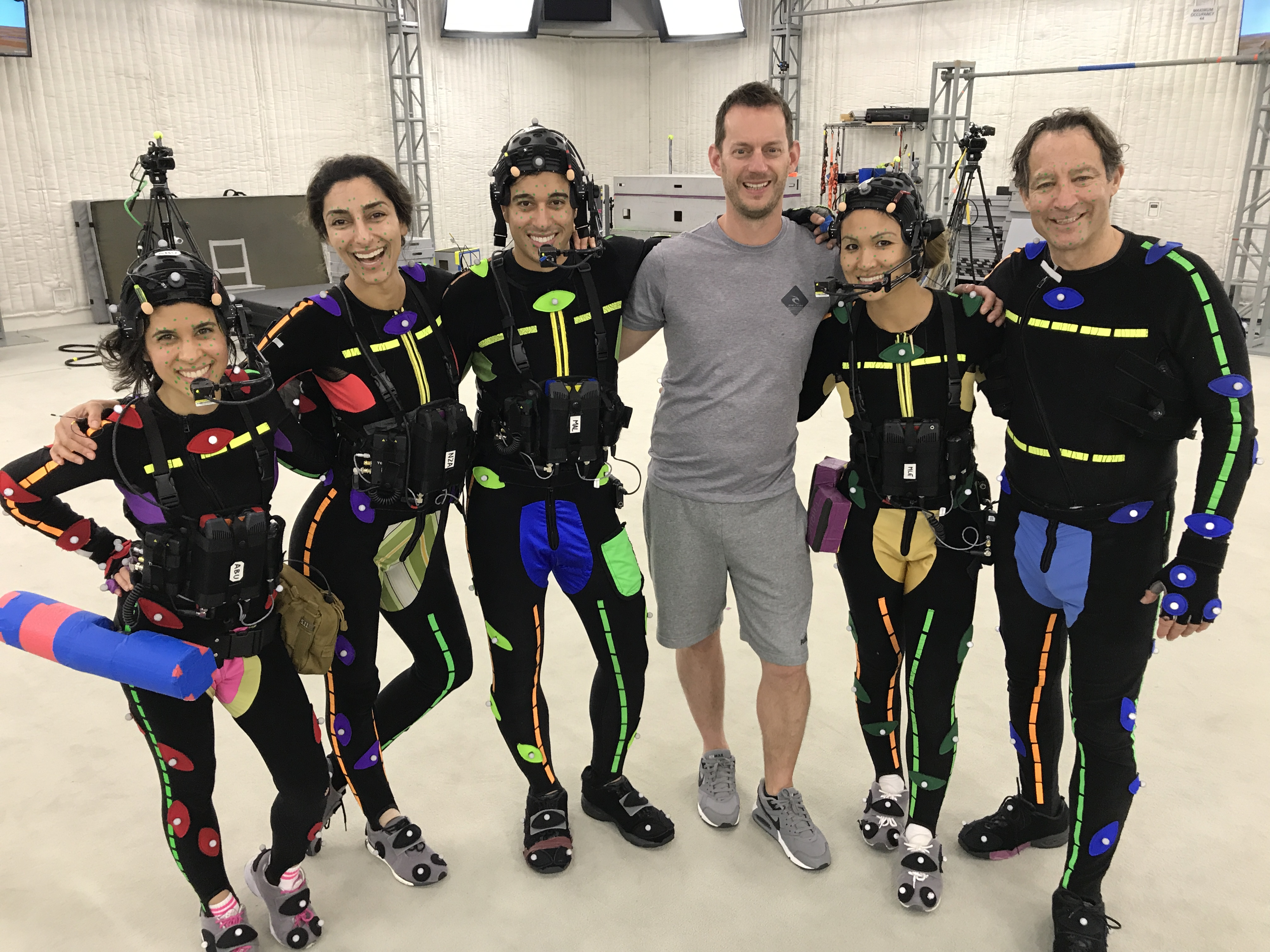 Performance Capture Direction – Soulfood Films